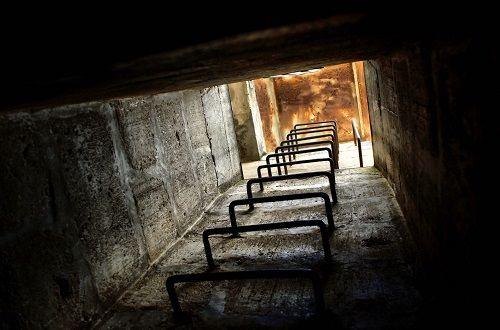 Bunker entdecken