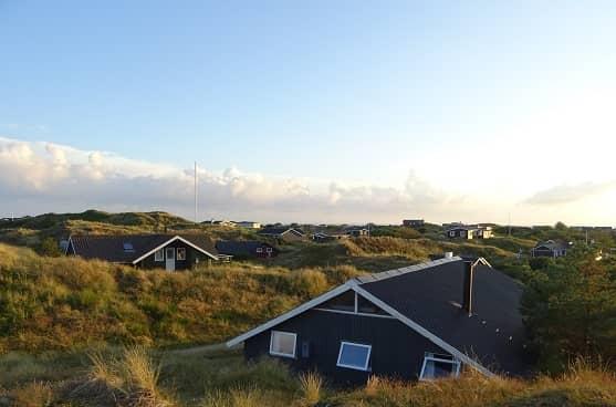 Ferienhäuser auf Fanø über Silvester