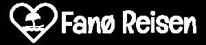Fanø Reisen Logo Weiß