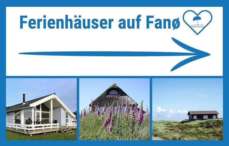 Ferienhäuser in Sønderho finden