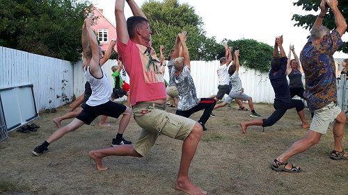 Yoga Schule Fanø