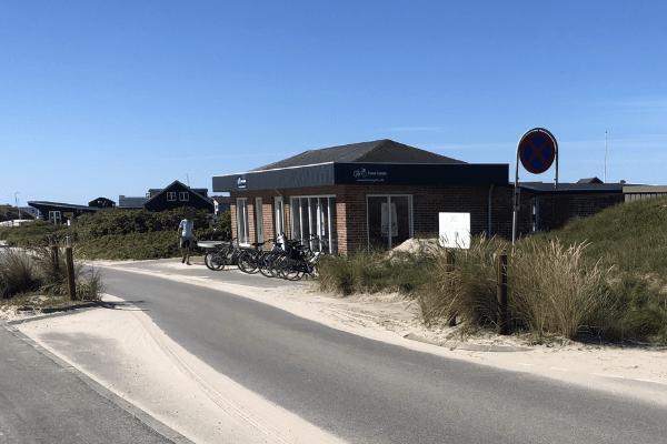 Fahrradverleih auf Fanø